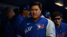 Hyun-Jin Ryu staying with Blue Jays in Dunedin during MLB season delay