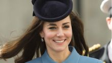 Duchess of Cambridge Joins Carol Vorderman For Air Cadets Anniversary