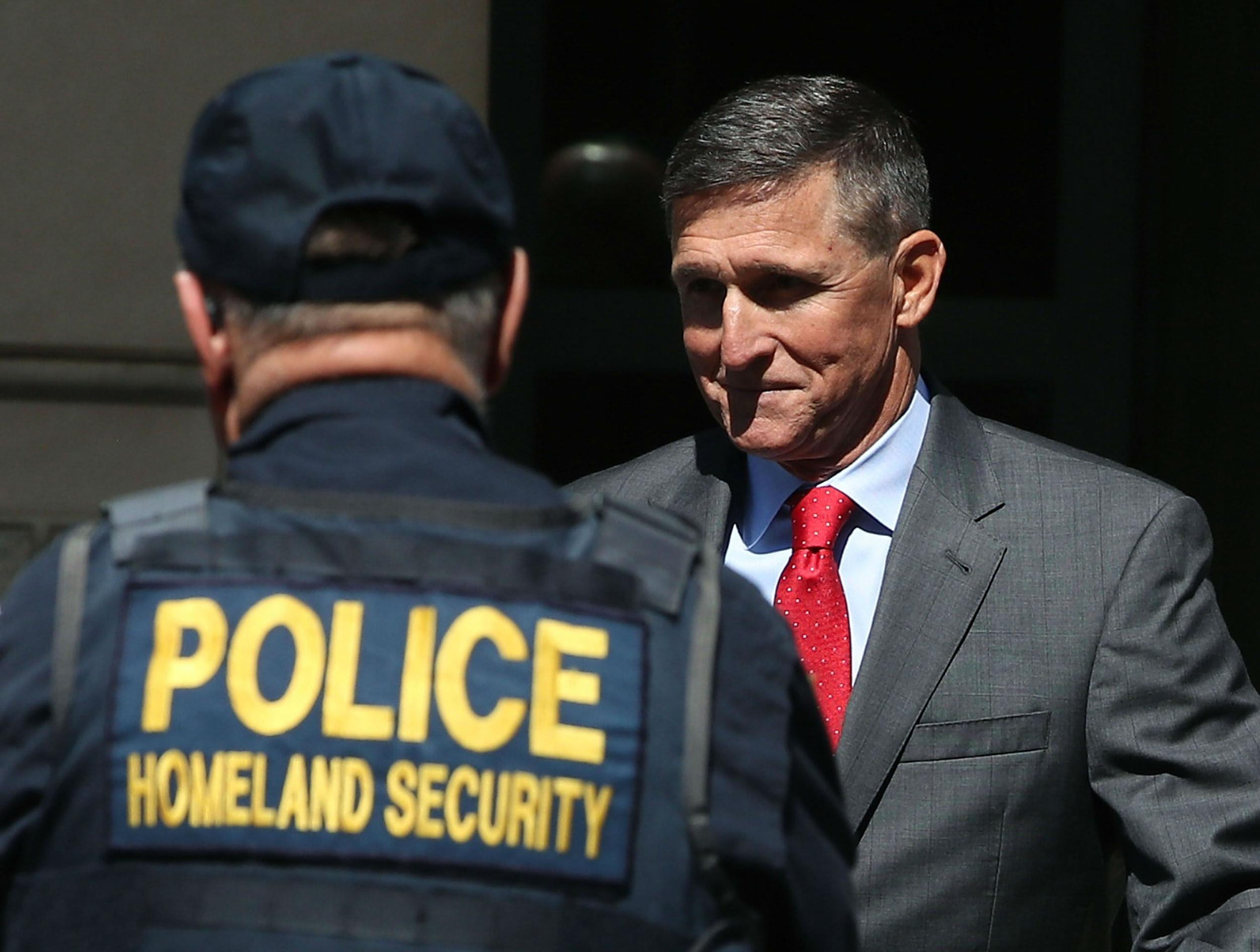 Redacted Michael Flynn filing shows 'Mueller's work is far from over', says ex-federal prosecutor