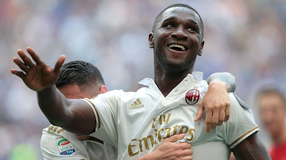 Jubilant Zapata sure AC Milan deserved last-gasp Inter draw