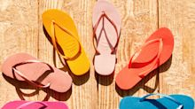 'My absolute favourite flip-flops': Looking for comfortable sandals? 5,600 Amazon shoppers agree these $26 flip-flops are a hit