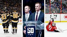Best and Worst of the Week: Marchand claims more victims, Benn gets creative