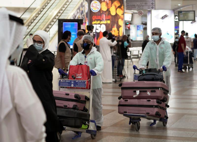 Kuwait bans flights to 31 'high risk' countries due to coronavirus
