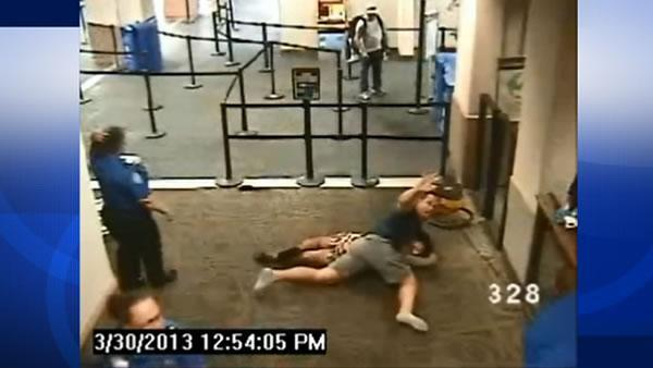 Off-duty Pinole cop takes down attacker at airport