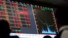 Ibovespa fecha em queda com Wall Street e bancos