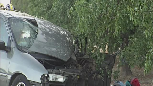 Man killed in morning accident