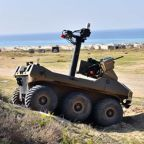 Israel Is Sending Robots With Machine Guns to the Gaza Border