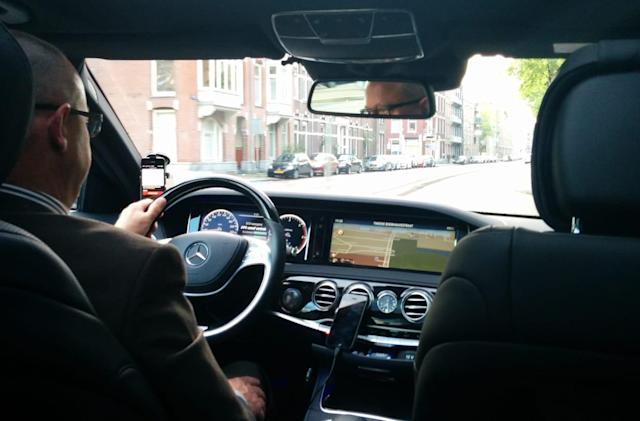 Uber's answer to ride-sharing in Russia is a merger