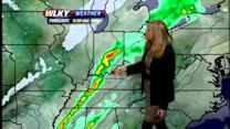 January 12th Weather Forecast