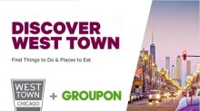 Groupon Launches Effort with the West Town Chamber of Commerce to Help Promote the Neighborhood's Small Businesses