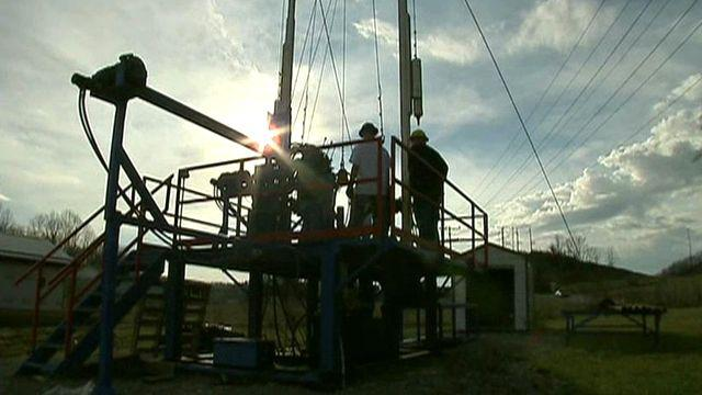 NY delays decision on fracking while Pa. sees economic boom
