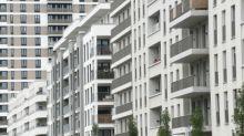 Zahl der Baugenehmigungen gesunken