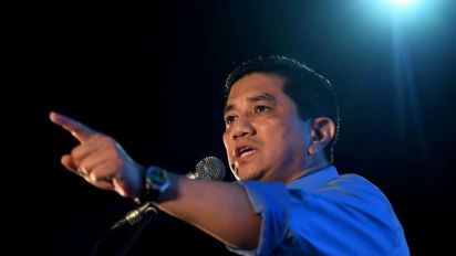 Azmin to defend parliamentary, state seats