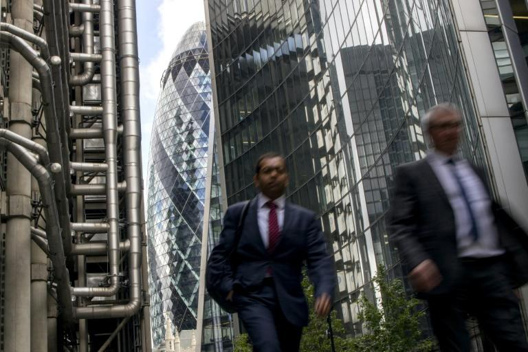 Pro-Brexit financiers dream of a City of London free from the shackles of EU rules (AFP Photo/Tolga Akmen)