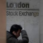 Global equities snap four-day rally on U.S.-China frictions; dollar firm
