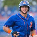 Tim Tebow Insists Baseball Remains Top Priority