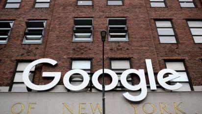 Google, Facebook spend big on U.S. lobbying amid policy battles