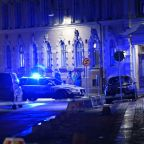 Three Arrested After Masked Youths Launch Firebomb Attack on Swedish Synagogue
