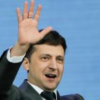 Comedian And TV President Volodymyr Zelenskiy Wins Ukraine Presidential Election With No Real-Life Political Experience