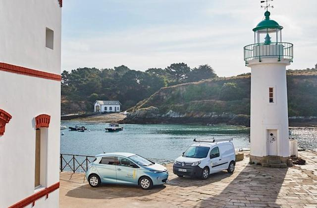 Renault is creating France's first 'smart island'