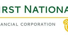 First National Financial Corporation Reports 2020 First Quarter Results