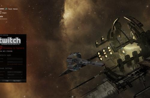 EVE Online adds Twitch.tv integration