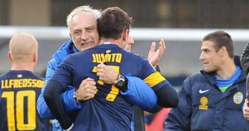 Foot - ITA - Genoa - Genoa : Andrea Mandorlini viré, Ivan Juric de retour au poste d'entraîneur