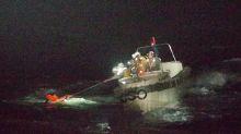 Livestock ship carrying 42 crew sinks off Japan's coast