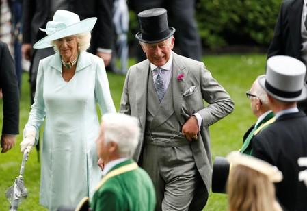 Prince Charles and Camilla to visit New Zealand