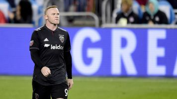 Rooney's MLS career ends with playoff loss