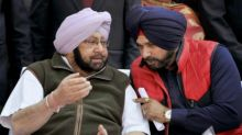 Sidhu adamant on bigger role in Punjab Congress or govt, CM Amarinder Singh says no