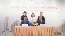 Sands China Holds Signing Ceremony for Hato Education Sponsorship Fund