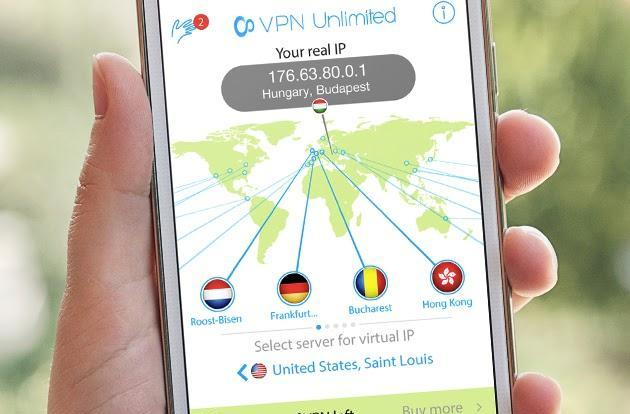 Secure your digital data for life with VPN unlimited: now $39