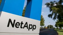 NetApp Shares Fall As Earnings Outlook Suggests Some Weakness
