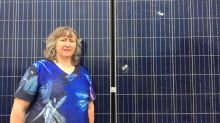 'It's hurting the community': Inuvik daycare disheartened after 17 solar panels damaged