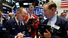 Banks lead US stock slide, extending market's losing streak