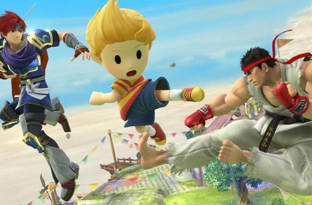 'Super Smash Bros.' gets 'Street Fighter' and 'Fire Emblem' brawlers