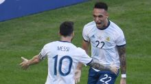 Lautaro will grow alongside Messi at Barcelona - Scaloni