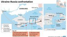Russian info war preceded Ukrainian ship seizures: EU