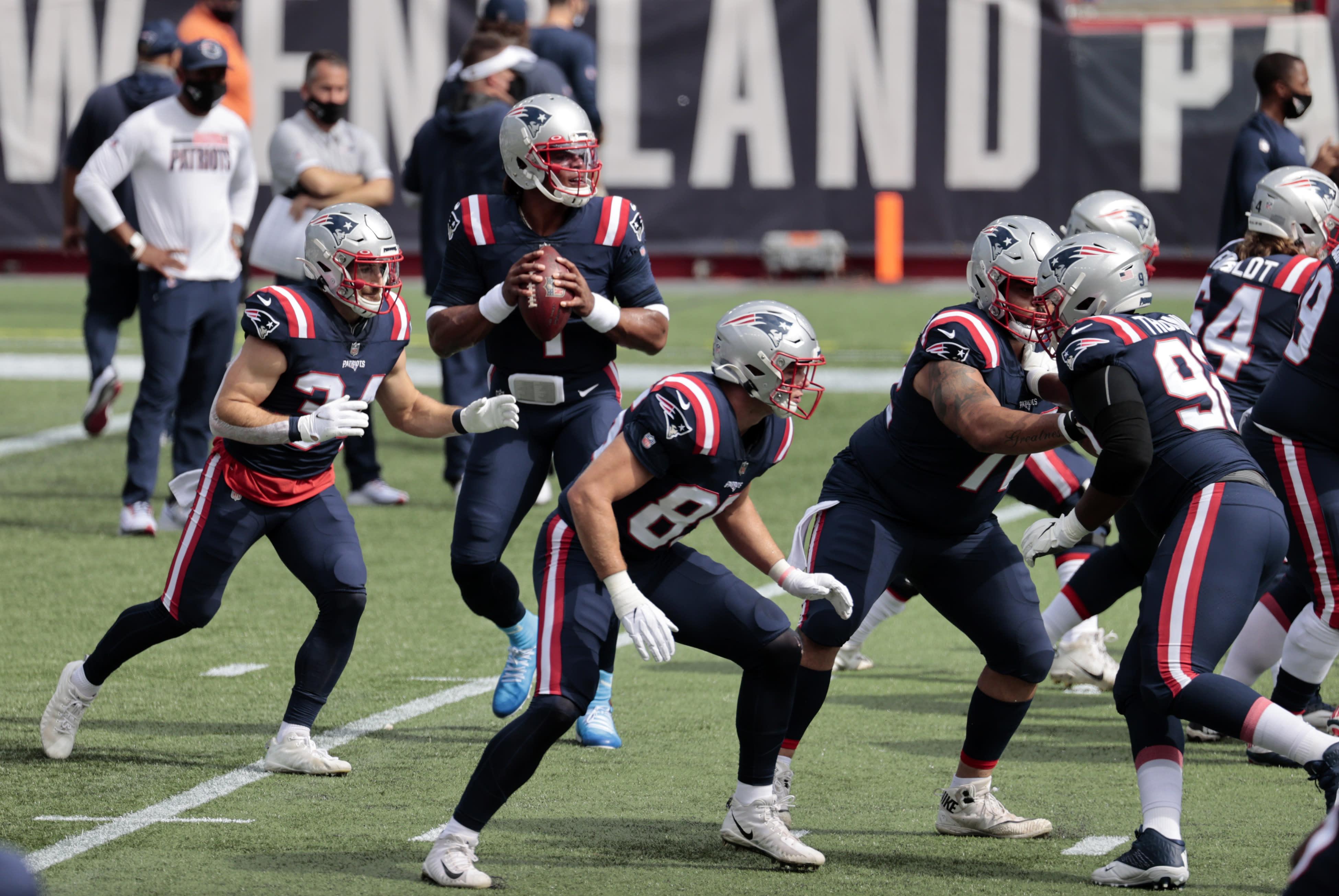 Nfl News Coronavirus Postpones Patriots Broncos In Week 5