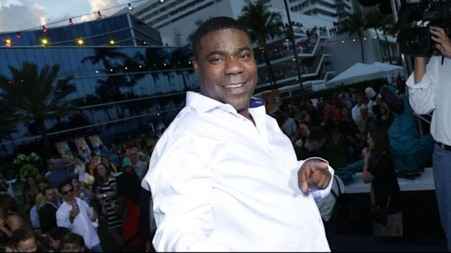 Tracy Morgan Fights for His Life After Car Accident