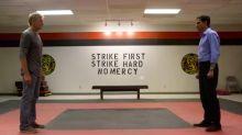 'Karate Kid' stars Ralph Macchio, William Zabka reunite in 'Cobra Kai' sequel series teaser (video)