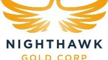 Nighthawk Intersects 14.75 Metres of 6.91 gpt Gold (uncut), Including 4.25 Metres of 15.28 gpt Gold at its Damoti Lake Gold Project