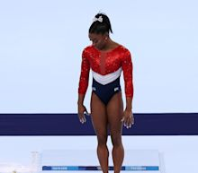 Simone Biles Pulls Out of the Tokyo Women's Gymnastics Team Final For Her Mental Health