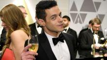It's official! Rami Malek is a Bond villain