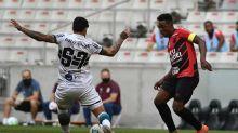 Coritiba soma três expulsões no Campeonato Brasileiro