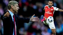 Wenger slams 'unacceptable' Walcott for criticising Arsenal team mates