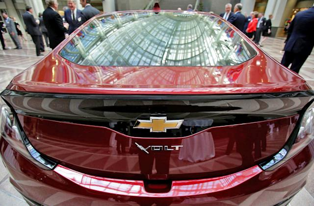 GM's new car-sharing program allows owners to rent their vehicles