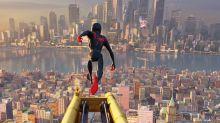 """""""Spider-Verse"""" encabeza recaudaciones en Norteamérica"""