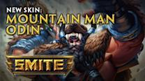 SMITE - New Skin: Mountain Man Odin